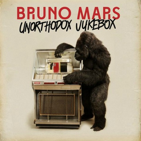 unorthodox jukebox bruno mars copertina disco artwork