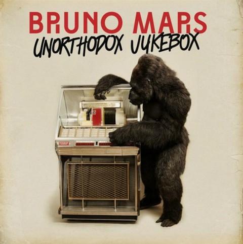 unorthodox jukebox bruno mars copertina disco artwork