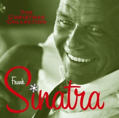 The Christmas Collection frank sinatra artwork