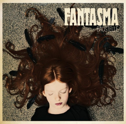 Baustelle Fantasma copertina album artwork