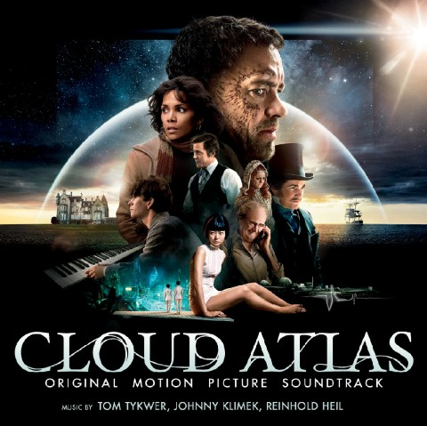 Colonna sonora Cloud Atlas film copertina