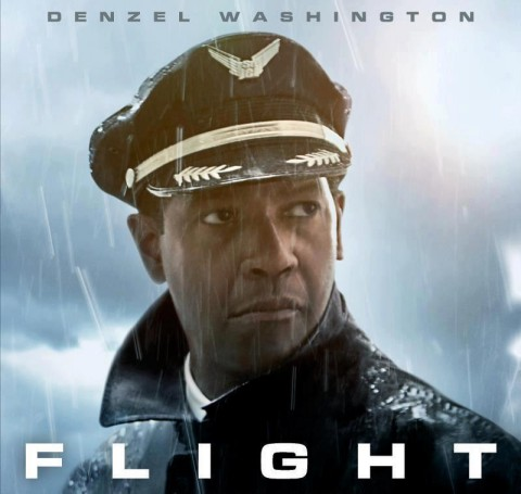 Flight - Film con Denzel Washington