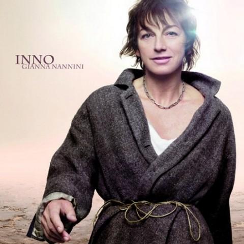 Gianna Nannini Inno copertina disco