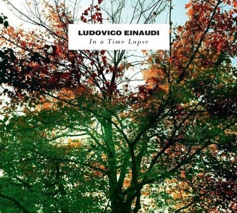 Ludovico Einaudi In a time lapse copertina disco