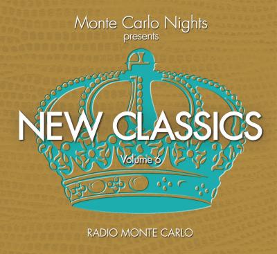 Radio Montecarlo New Classic vol 6 copertina disco artwork