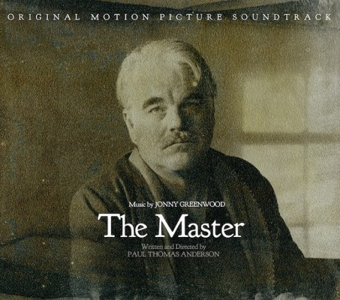 The Master ost cd cover artwork