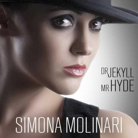 Dr. Jekyll Mr. Hyde Simona Molinari copertina disco