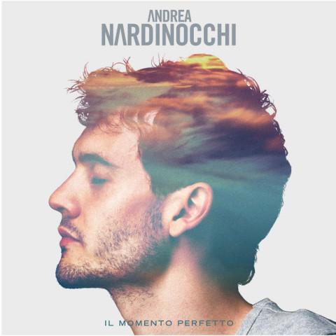 Andrea Nardinocchi momento perfetto copertina disco