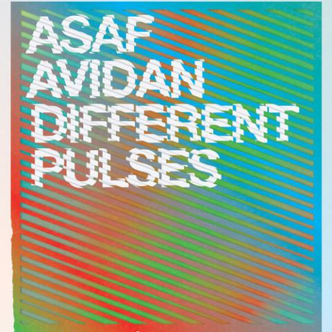 Asaf Avidan – Different Pulses – Copertina artwork