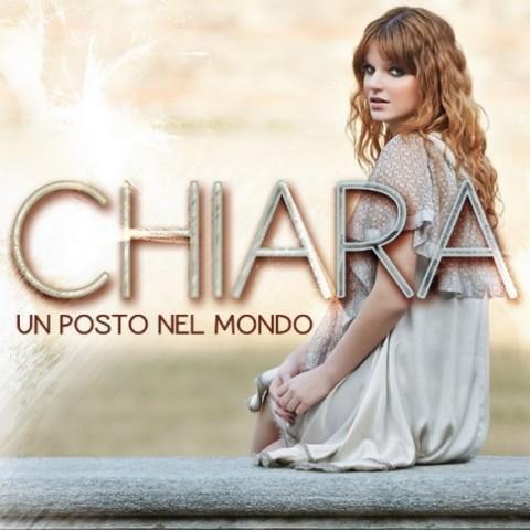 Chiara Galiazzo Un posto nel mondo copertina album artwork