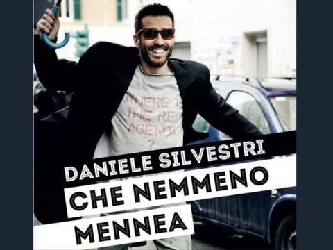 Che §Nemmeno Mennea Daniele Silvestri copertina disco artwork