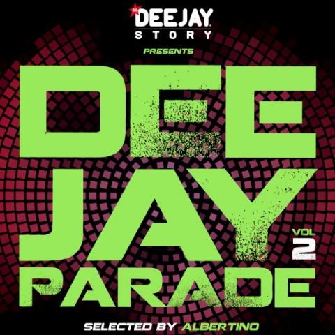 Deejay Parade vol 2 copertina disco