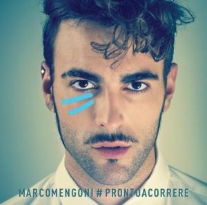 #PRONTOACORRERE marco mengoni copertina disco artwork