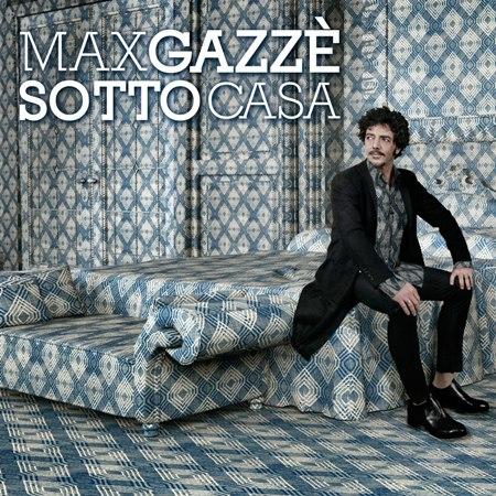 Max Gazzè - Sotto casa copertina disco artwork