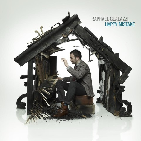 Raphael Gualazzi - Happy Mistake artwork