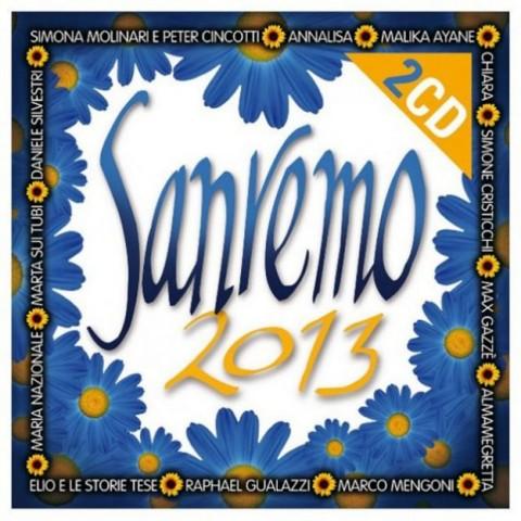 Sanremo 2013 copertina disco