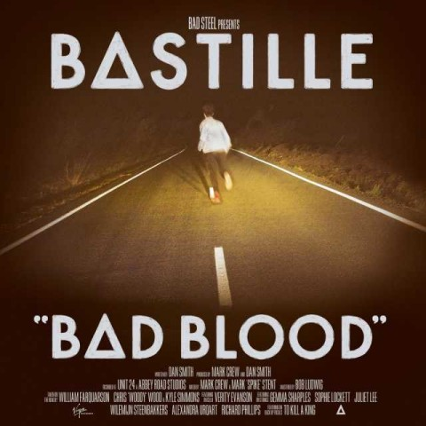 Bastille Bad Blood copertina album