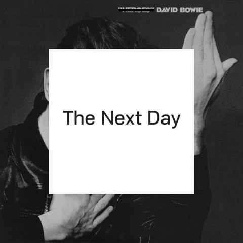 The Next Day David Bowie copertina disco artwork