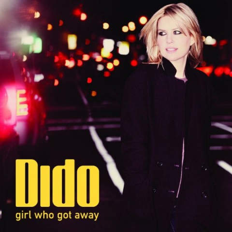 Girl Who Got Away - Dido - copertina album artwork