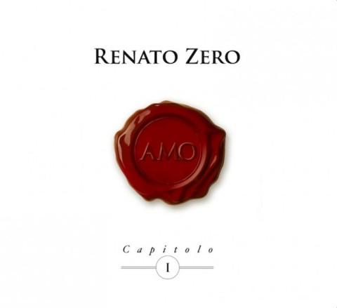 Renato Zero Amo Capitolo I copertina album artwork