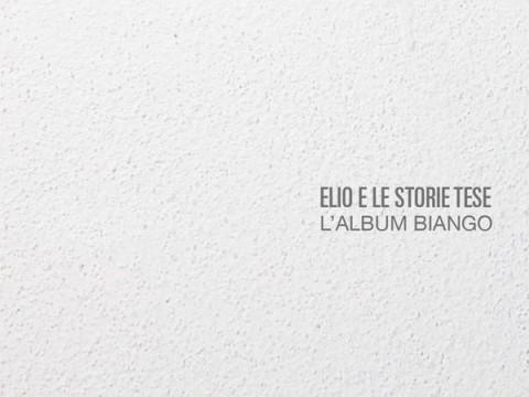 L'Album Biango, Elio e le Storie Tese copertina disco