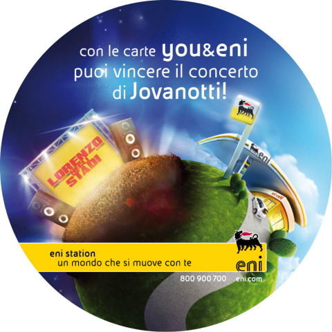 Vinci Jovanotti con you&eni