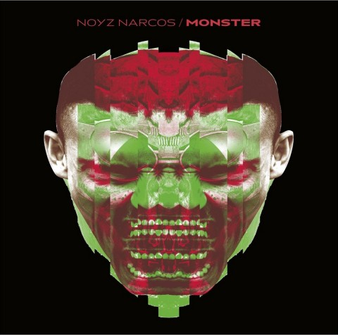 Monster – Noyz Narcos copertina album artwork