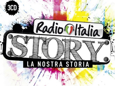 Radio italia story cd cover artwork