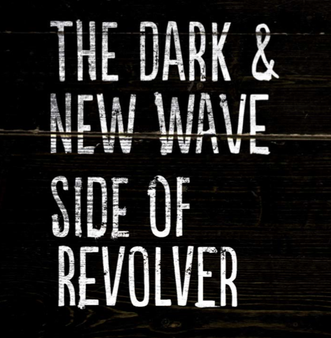 The Dark & New Wave Side Of Revolver cd cover