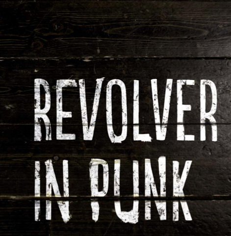Revolver In Punk cd cover