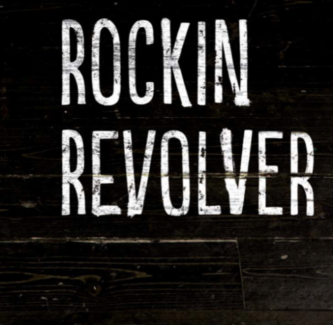 Virgin Radio Rockin Revolver cd cover