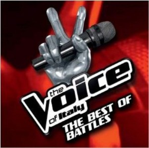 The Voice of Italy - The Best of Battle copertina cd