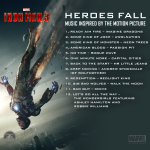 iron man 3 heroes fall cover back