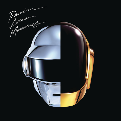 Random Access Memories copertina album