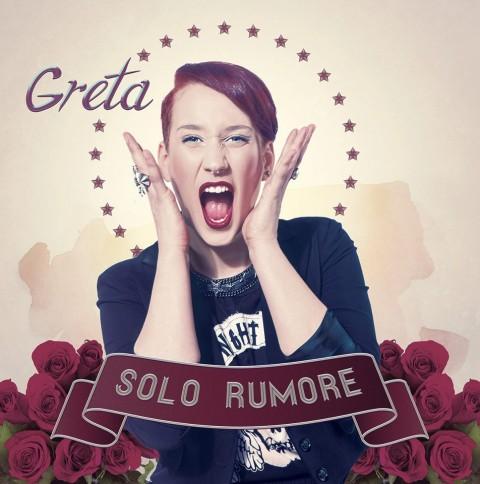 Greta Manuzi Solo Rumore EP cover