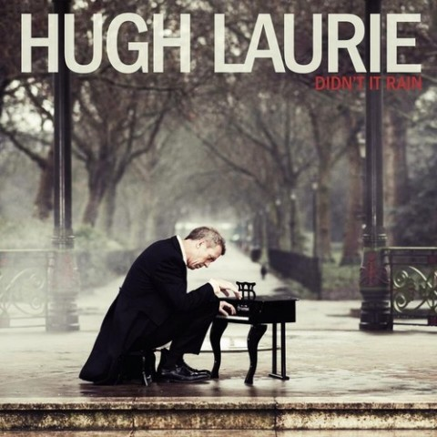 Hugh Laurie Didn't It Rain cd cover