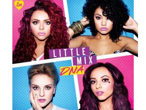 little mix dna copertina disco