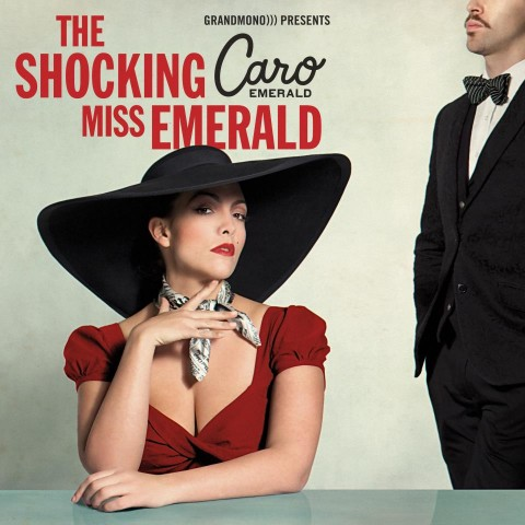 the shocking miss emerald copertina disco