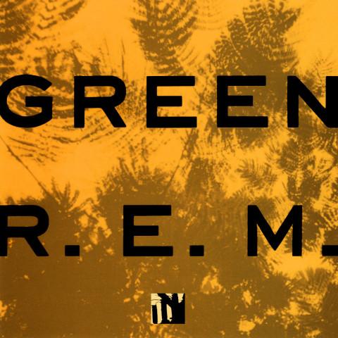rem green copertina disco