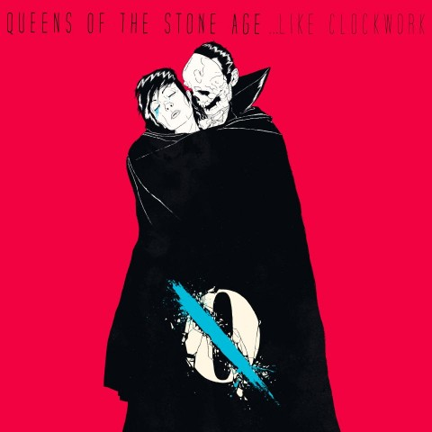 …Like Clockwork – Queens of the Stone Age copertina album