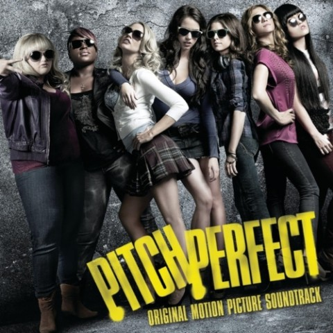 Pitch Perfect voices copertina album soundtrack