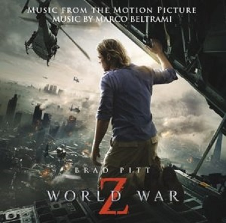 World War Z (Music from the Motion Picture) cd cover