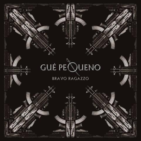 Gué Pequeno - Bravo ragazzo copertina disco