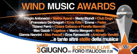 wind music award 2013
