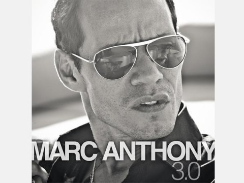 Marc Anthony 3.0 copertina album