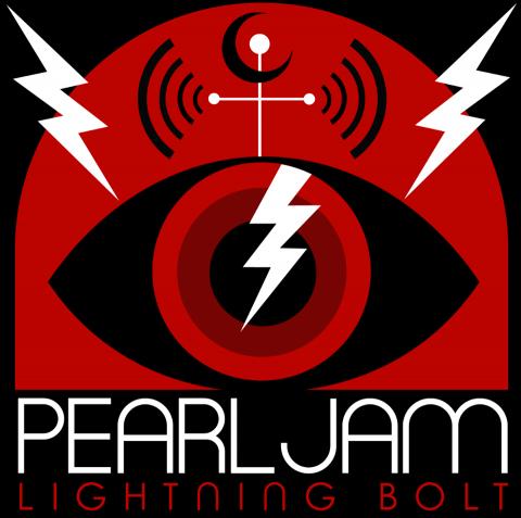 Pearl Jam - Lightning Bolt – copertina disco