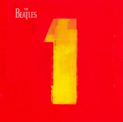 The Beatles 1 cd cover front