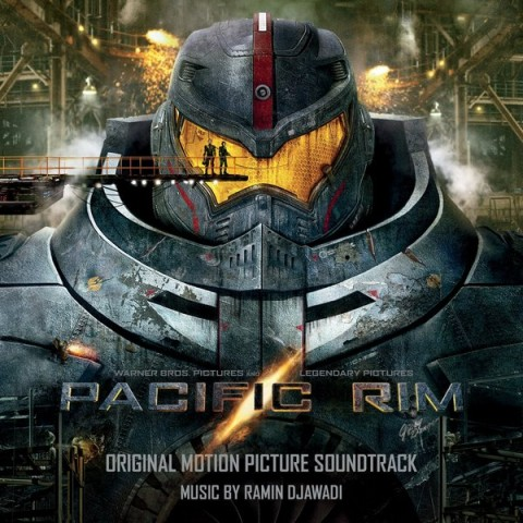 pacific rim colonna sonora cd cover