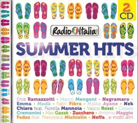 radio italia summer hits 2013 cover album