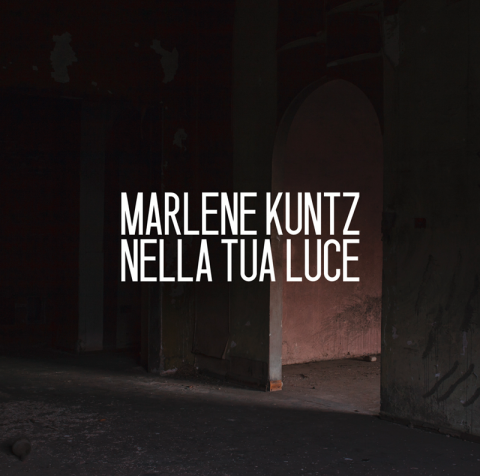 Nella tua luce – Marlene Kuntz  artwork cover album